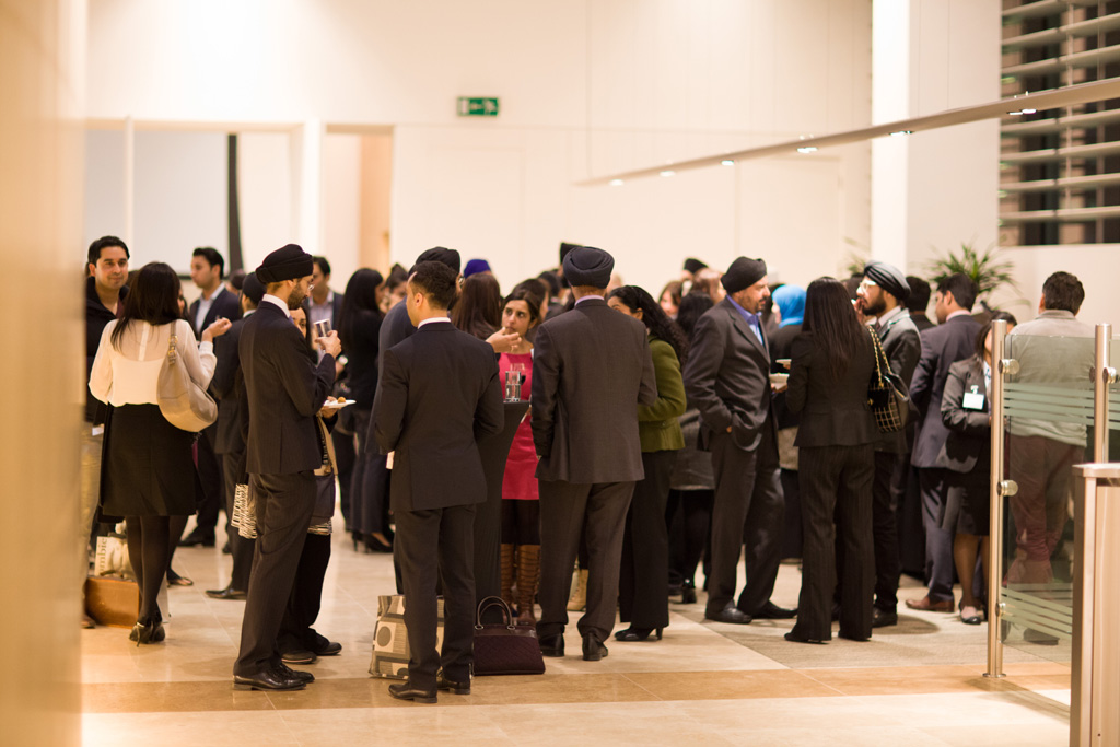 City Sikhs Network - Networking at State Street
