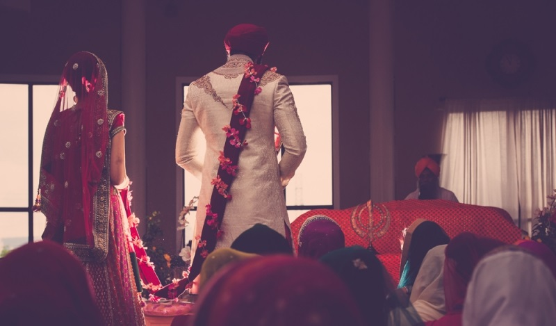 Inter-ethnic marriages in the Sikh faith