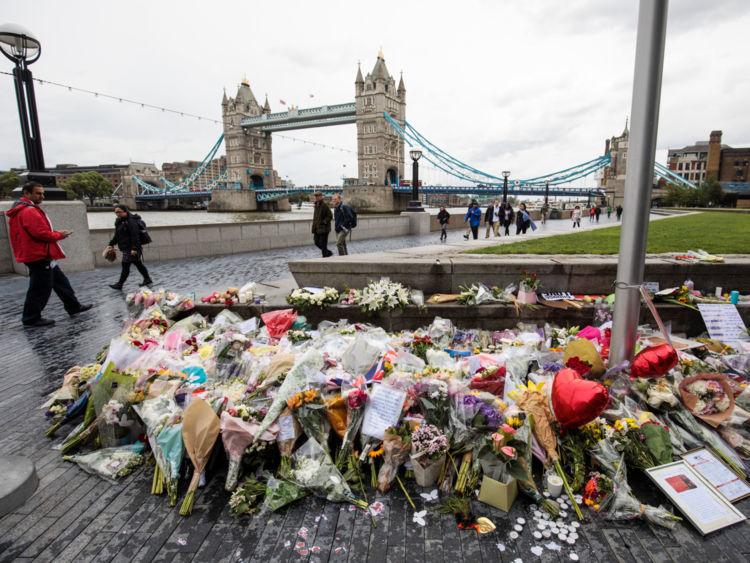 Statement on Terrorist Attacks in London