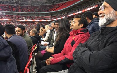 City Sikhs Go to Wembley! – City Sikhs and the FA working together to improve British Sikh engagement within the world of football