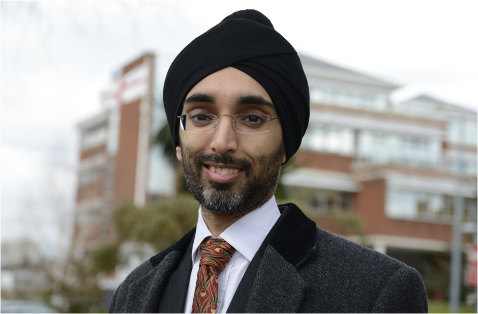 Chair of City Sikhs, Jasvir Singh OBE, appointed Honorary Fellow of the Edward Cadbury Centre