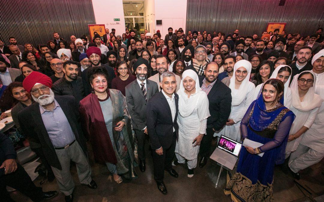 Landmark interfaith event at London's City Hall to mark Guru Nanak Dev Ji's 550th birth anniversary