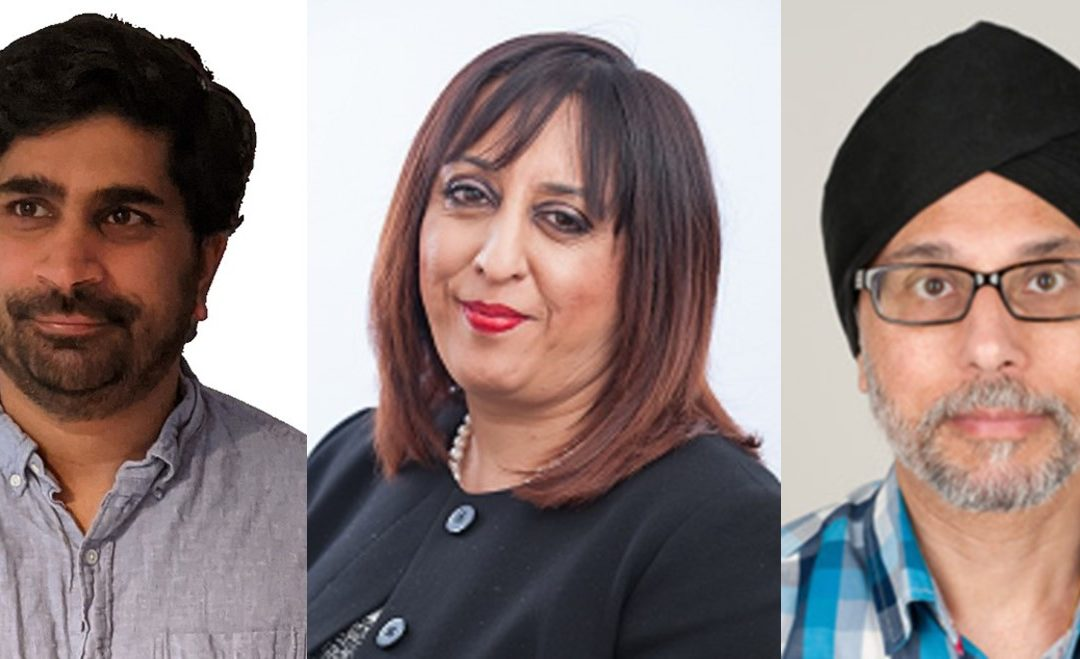 Sikhs in the healthcare professions recognised by the Queen in the New Year Honours List 2021