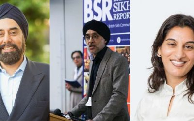 Sikhs recognised by the Queen in the Birthday Honours List 2021